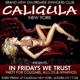 IN FRIDAYS WE TRUST ::: Cougars & MILFs Play Party