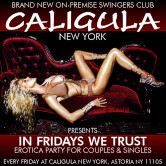 IN FRIDAYS WE TRUST ::: Couples & Singles EROTICA