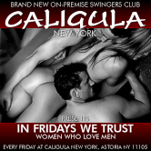 IN FRIDAYS WE TRUST ::: Women Who Love Men Bash